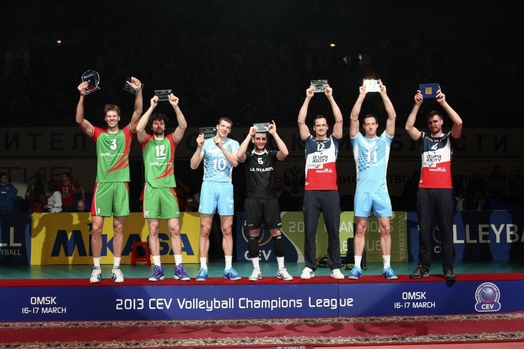 cev champions league best players 1024x682 2012/2013 Champions League
