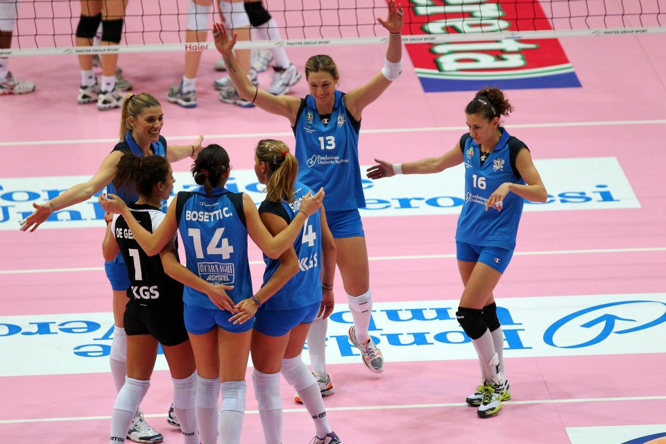 italy volleyball all star 2 Faucettes Girl On Fire