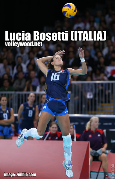 lucia bosetti MVP The 2012 BEST Awards (F)