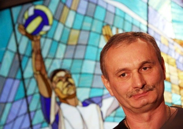 Yuri Marichev A New Coach For Russia