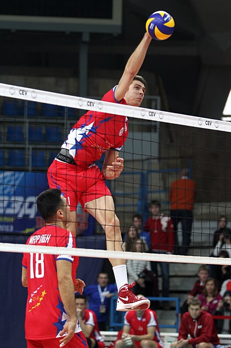 matt anderson volleyball | USA To Defend Olympic Title