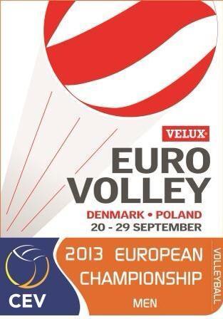 2013 CEV Men's European Championship Tickets, Teams, Videos