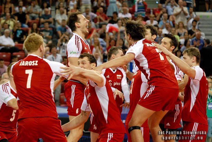 Polen Volleyball