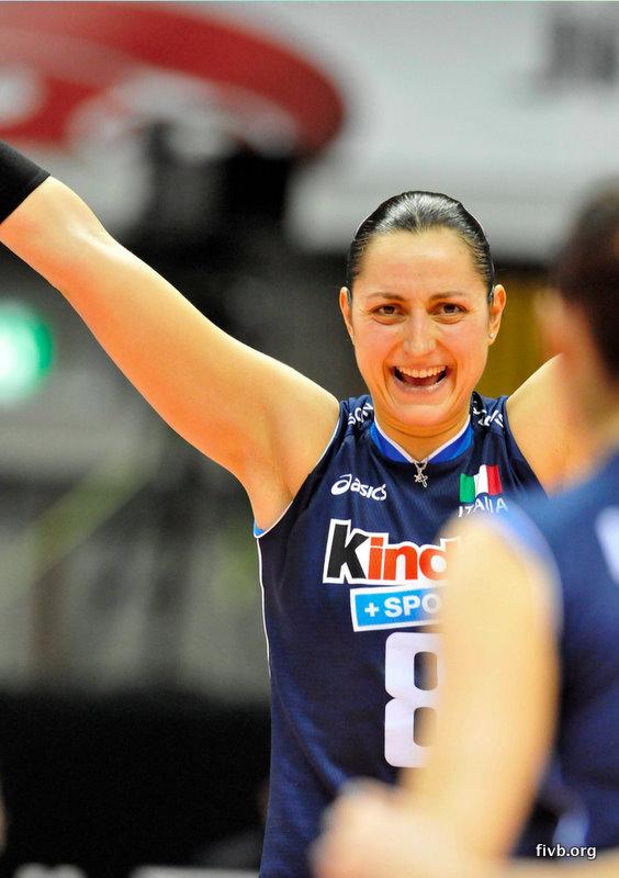 Carolina Costagrande Italy Volleyball Player Joins Vakifbank