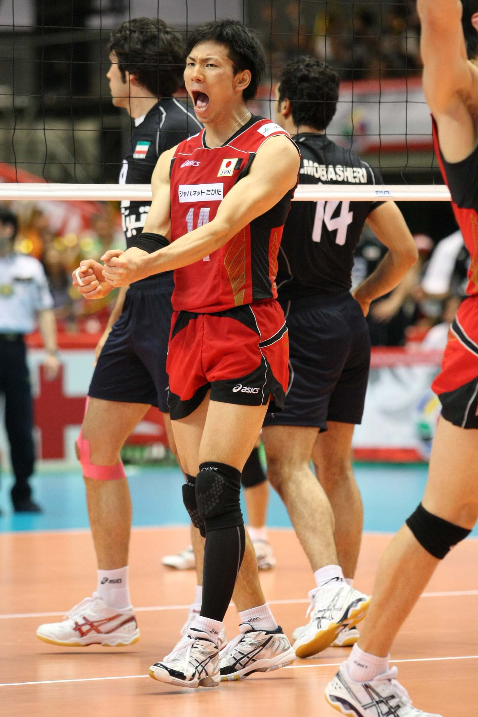 japan mens volleyball team Japan 2013 Team Rosters
