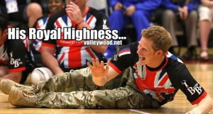 prince harry sitting volleyball 16
