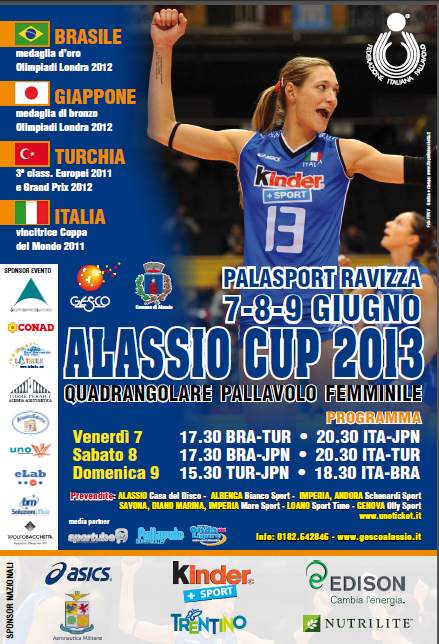 2013 alassio cup 2013 Alassio Cup