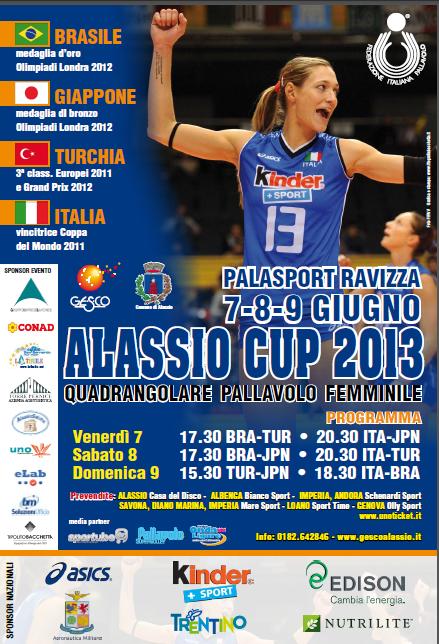 2013 alassio cup 2013 Alassio Cup