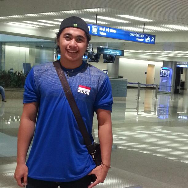 April Manganang Indonesia Transgender Volleyball Player