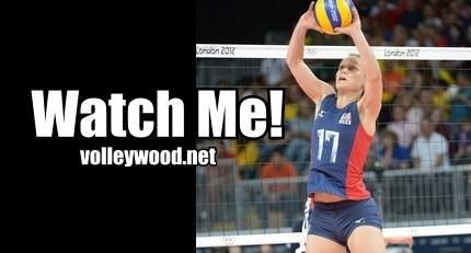 Olympics: Volleyball-Womens Preliminary-USA vs South Korea