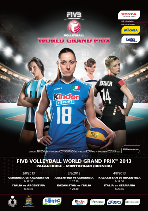 1 2013 FIVB World Grand Prix