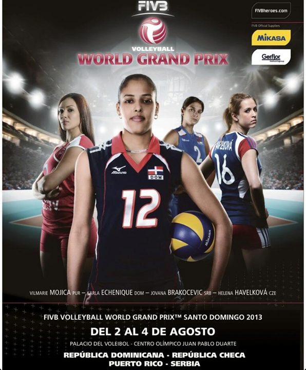 2 2013 FIVB World Grand Prix