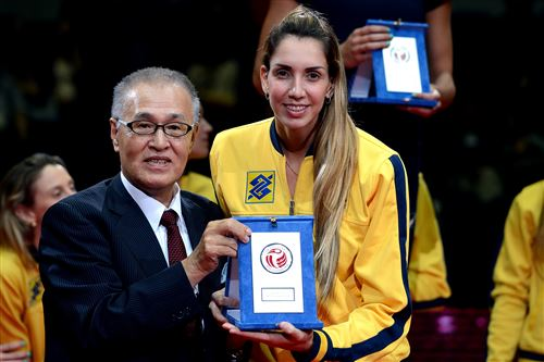 thaisa menezed MVP Grand Prix 2013 FIVB World Grand Prix