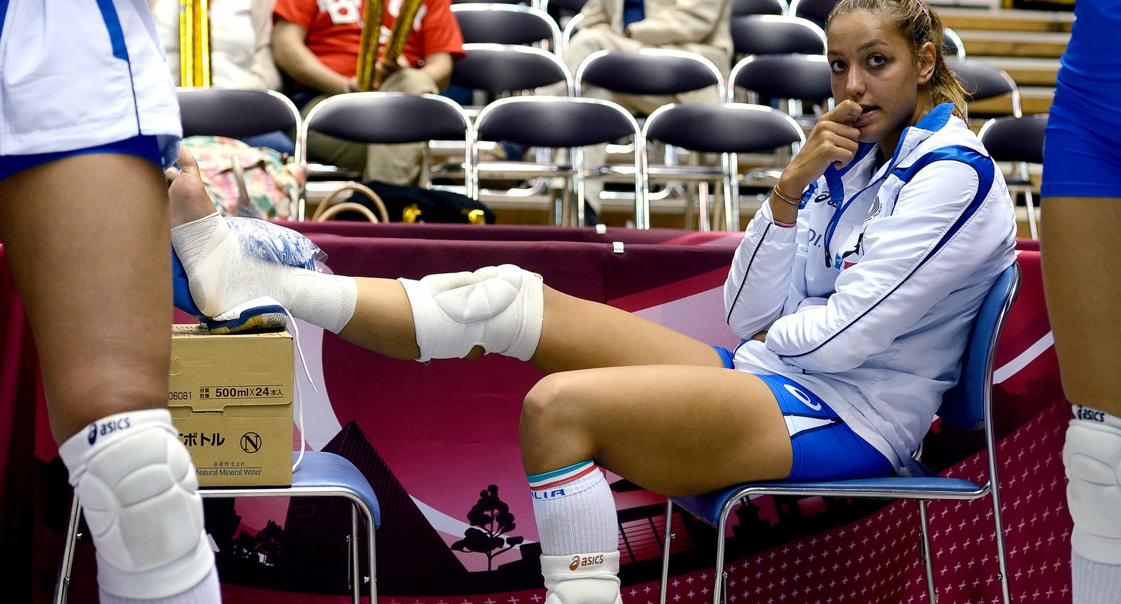 Common Volleyball Injuries and Prevention