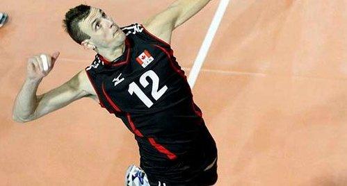 gavin schmitt best canada volleyball player