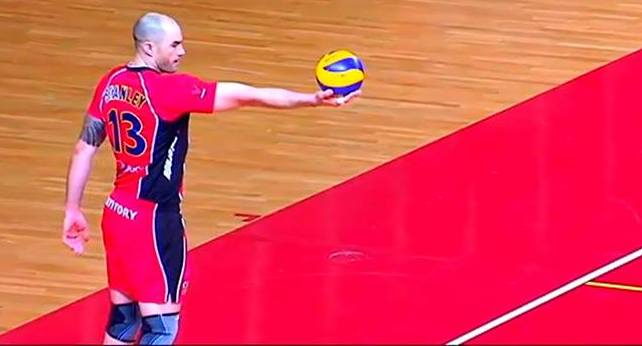 clay stanley best usa volleyball player
