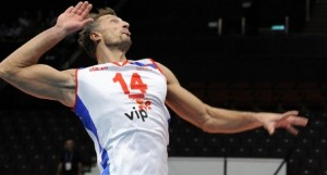 ivan miljkovic best serbian volleyball player