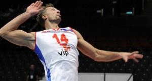 ivan miljkovic best serbian volleyball player