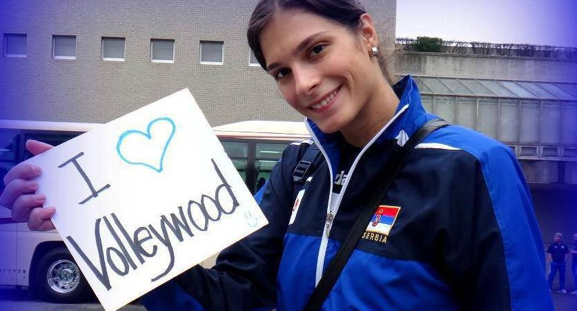 jovana brakocevic best volleyball player