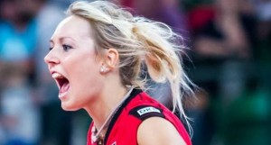 saskia hippe injury germany volleyball player