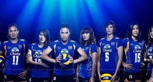thailand volleyball team