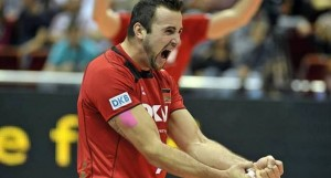 Georg Grozer germany best volleyball player