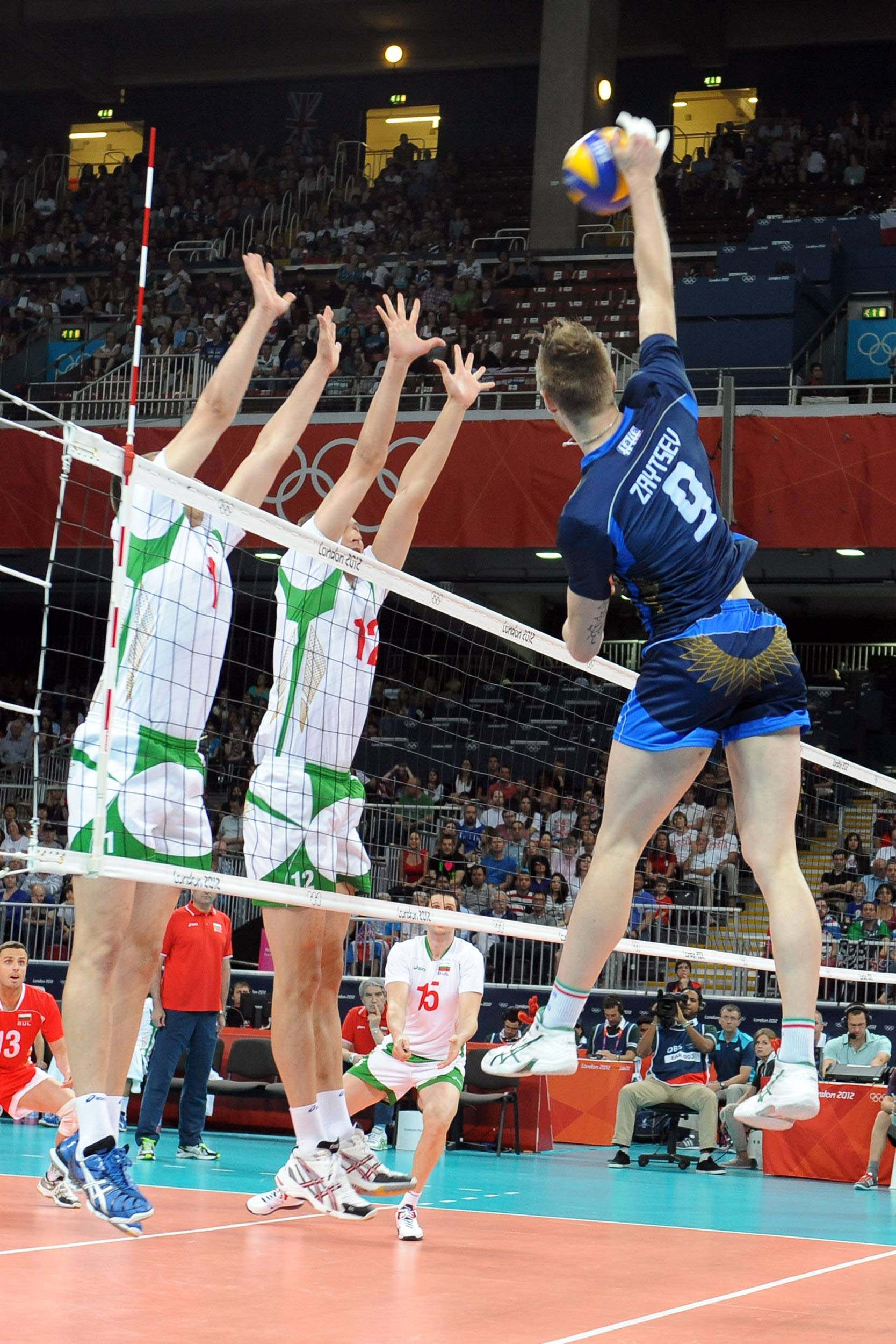 Ivan zaytsev hot italian volleyball player 2 Ivan Zaytsev <3 To Play In Russia