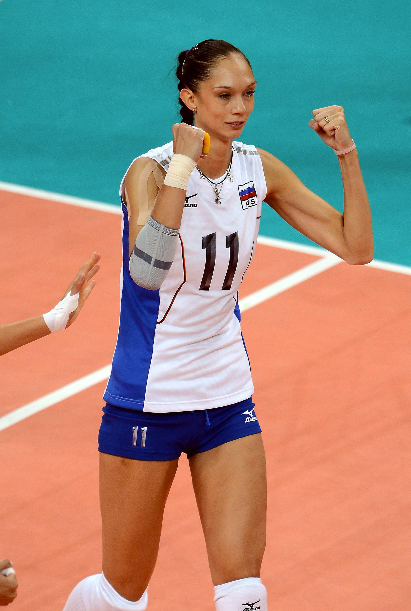 ekaterina gamova russia best volleyball player The Return Of Ekaterina Gamova