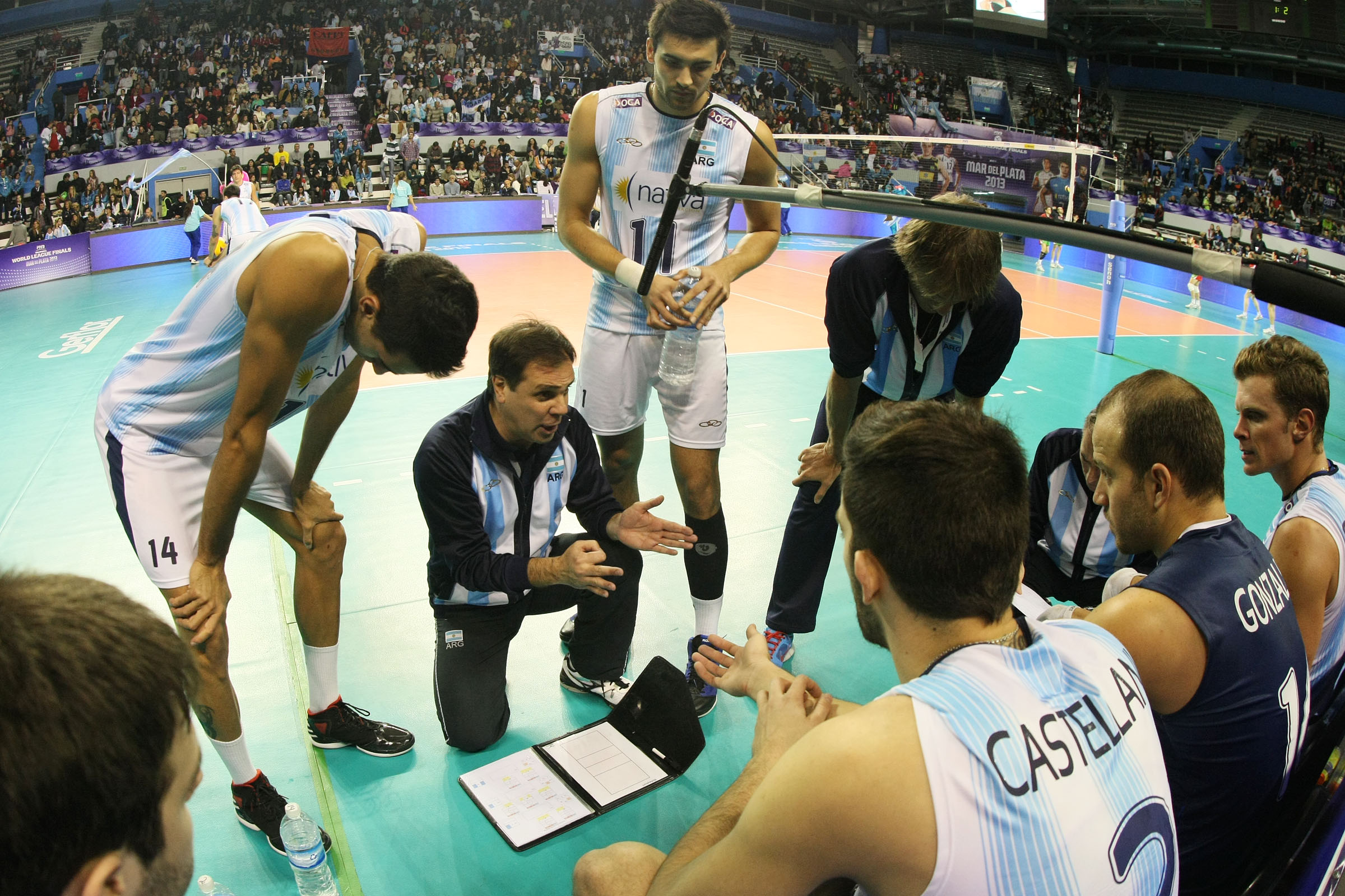 Watch How to Coach Volleyball video