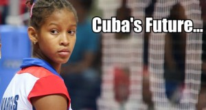 melissa vargas youngest cuba volleyball player 4
