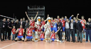 serbia mens volleyball team