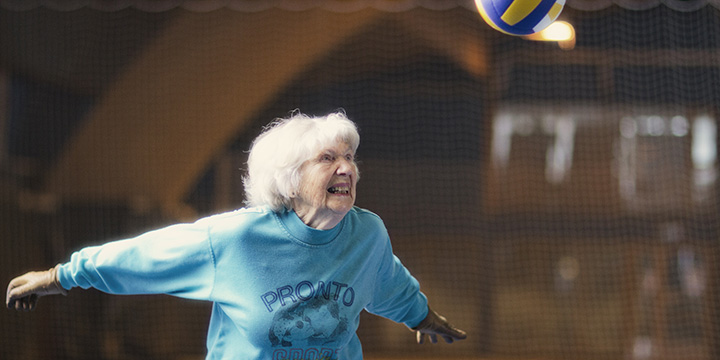 oldest volleyball players in the world A Film About The Worlds Oldest VB Players