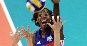 regla bell cuba volleyball player