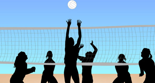 how to train for volleyball for beginners