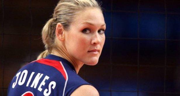 Jennifer Joines jennifer jen joines tamas usa volleyball player