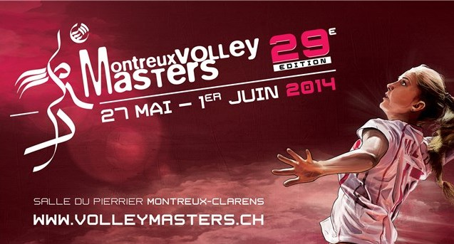 montreux volley masters tournament