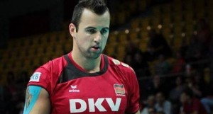 georg grozer best german volleyball player