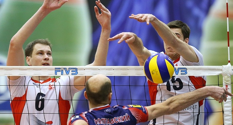 Russian Volleyball Super League