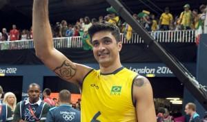 Brazil's Leandro Vissotto