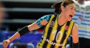 kim yeon koung best volleyball player in the world 2