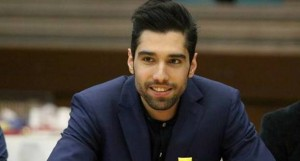 seyed mousavi best iranian volleyball player