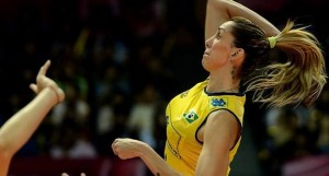 thaisa menezes best brazilian volleyball player