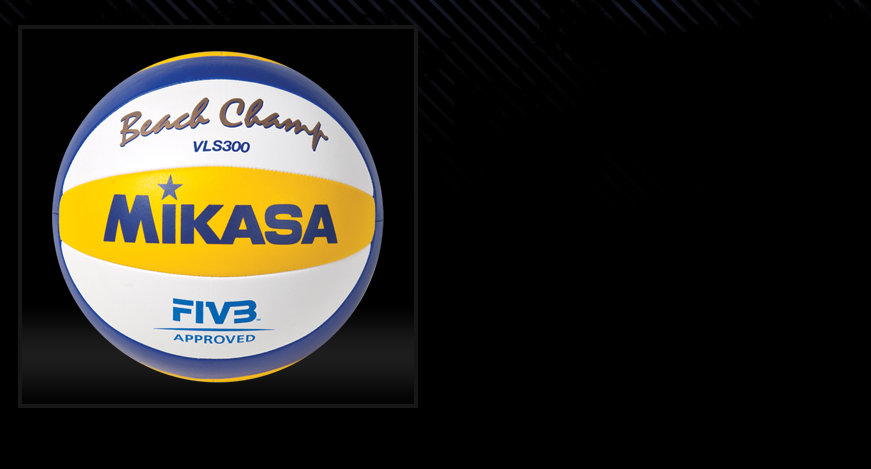 Mikasa VLS300: The Official FIVB Game Ball