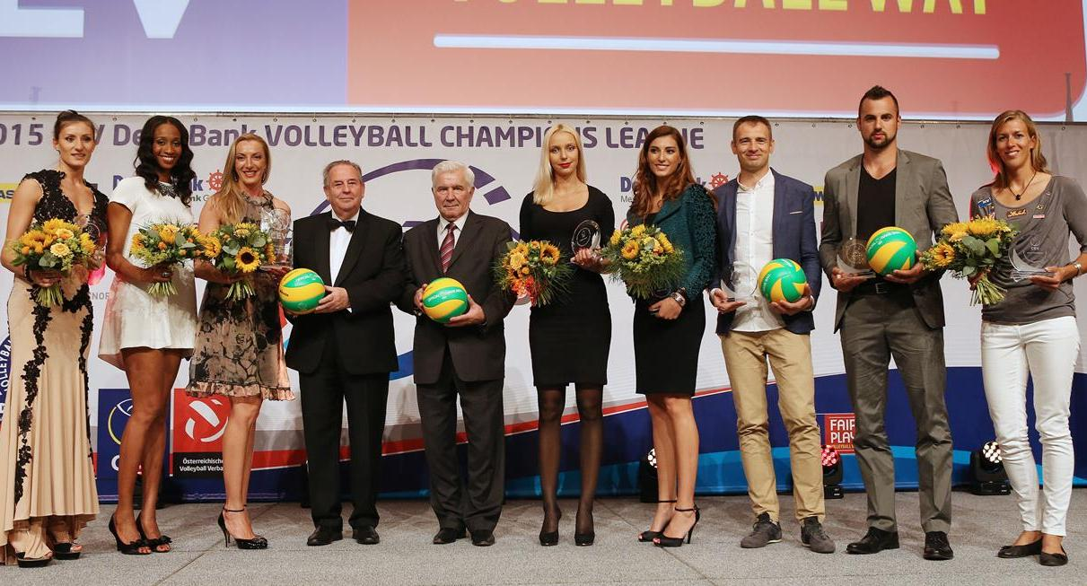 europes best volleyball players
