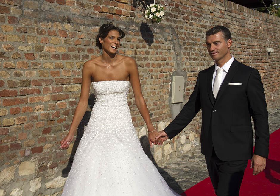Jovana Brakocevic Serbia Volleyball Player Wedding Boyfriend