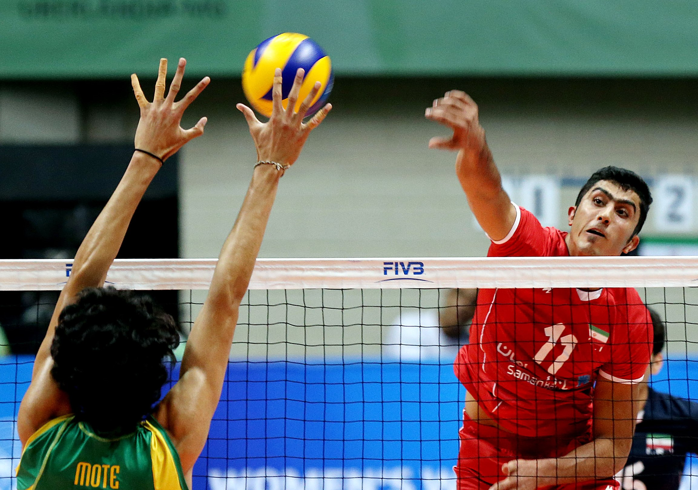 Mojtaba Mirzajanpour Mojtaba Mirzajanpour iranian volleyball player Volleywood