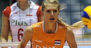 manon flier the best female volleyball player