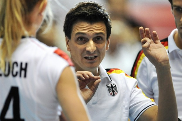 Coach Giovanni Guidetti Germany 2 – Volleywood