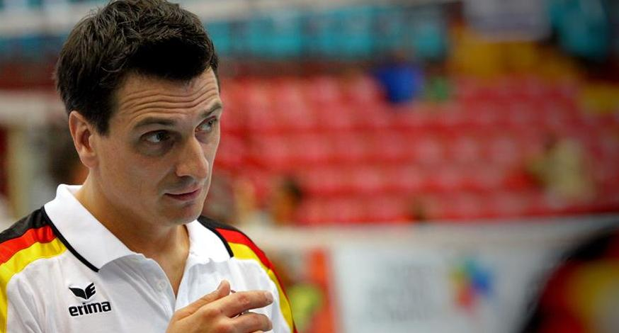 Coach Giovanni Guidetti Germany 7