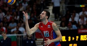 alexander volkov russia volleyball player middle blocker